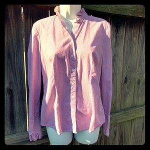 Women's Limited (M) button-down blouse
